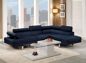 navy blue sofa with white piping home the honoroak With navy blue sectional sofa with white piping