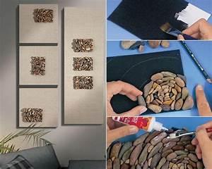 Wandgestaltung Mit Steinen : 25 moderne wandgestaltung pinterest moderne tapeten moderne ~ Markanthonyermac.com Haus und Dekorationen