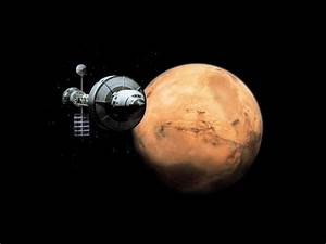 Manned Mission to Mars Spaceship - Pics about space