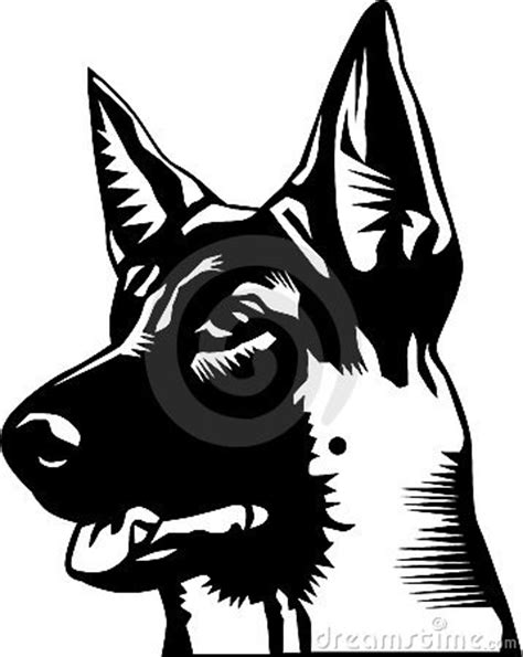 Malinois clipart - Clipground