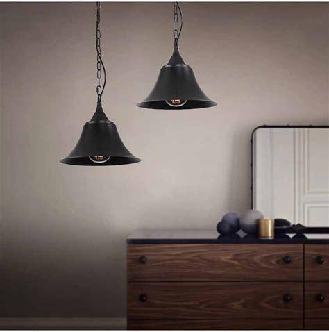 industrial style pendant lighting retro loft edison light