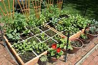 vegetable garden plans 12 Inspiring Square Foot Gardening Plans-Ideas For Plant Spacing | The Self-Sufficient Living