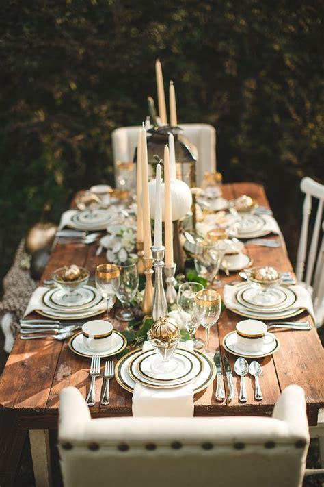 Autumn Wedding Table Décor Ideas Fall wedding table ideas