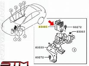 Stm  Oem Mitsubishi Joint Wiring