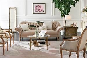 Vintage Glam Living Room – Shop by Room – The Home Depot