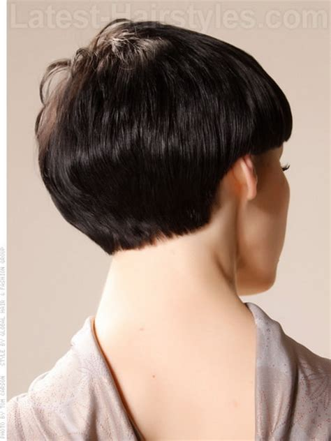 Hairstyles For Heads by Pixie Haircut Back Of