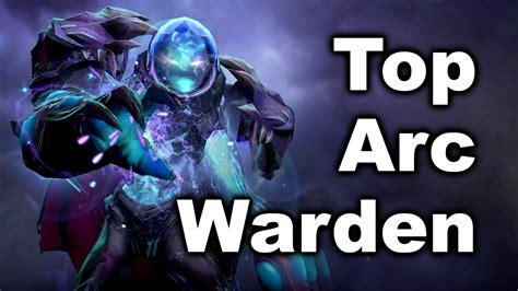 alexthefool arc warden  rat gameplay dota  youtube