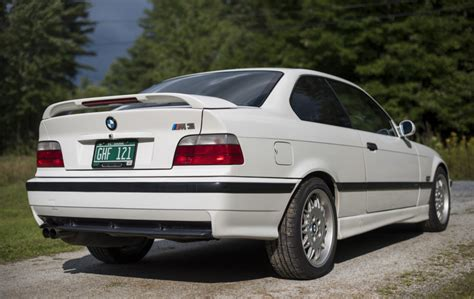 Bmw M3 1995 by 1995 Bmw M3 Coupe 5 Speed Bring A Trailer
