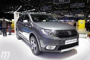 Dacia Logan Mcv Stepway 2017 : dacia logan mcv stepway 2017 apariencia robusta para un car cter m s campestre ~ Maxctalentgroup.com Avis de Voitures