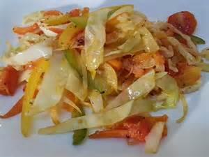 Jamaican Cabbage Recipes Stir-Fry