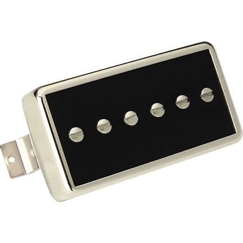 gibson usa p 94t humbucker size p 90 guitar vintage reverb