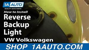 How To Install Replace Reverse Backup Light 1998