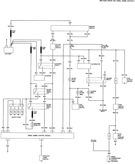 1982 Ford Alternator Wiring Diagram by Repair Guides