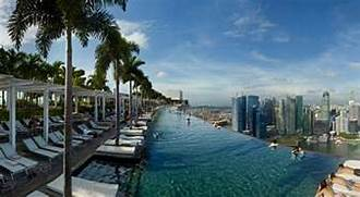 Singapore Hotel With Infinity Pool On Rooftop Image Photo By Stephanie Huynh