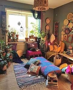 35, Amazing, Vintage, Living, Room, Decor, Ideas