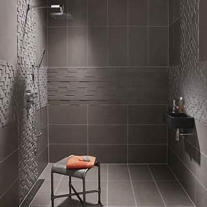douche a litalienne leroy merlin marie claire maison With porte de douche coulissante avec imitation faience salle de bain