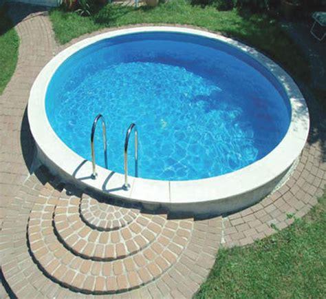 dw pool schwimmbecken komplett set rund bari  cm