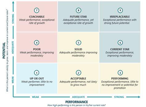 box matrix  understand ideas talent pipeline