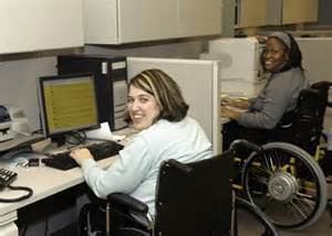 People with Disabilities Working