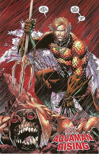 52 Justice League Dc Darkseid Parademon Aquaman