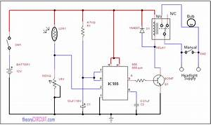 Automatic Headlight Circuit