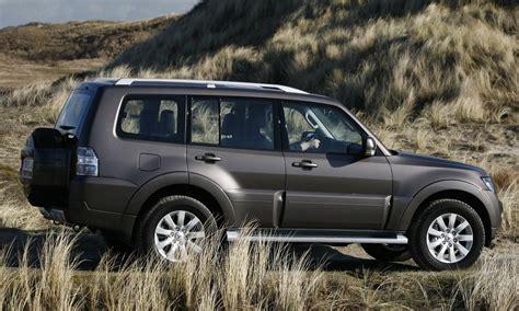 Due to the name pajero roughly translating to wanker in spanish. 2010 Mitsubishi Pajero Revealed - autoevolution