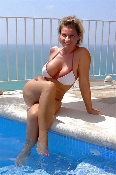 Horny Italian slut wife Monica 68842 - Bigtittytube - Just super huge monsterboobs