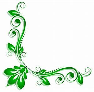 Free Green Floral Cliparts, Download Free Clip Art, Free Clip Art on Clipart Library