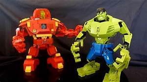 Iron Man Hulkbuster Armour - A Lego SuperHero Creation by ...