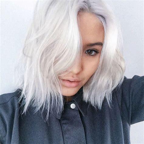 silber blond haare erika bowes silber frisuren z 246 pfe und farben
