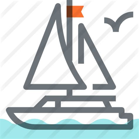 A Boat Icon by Boat Free Transport Icons