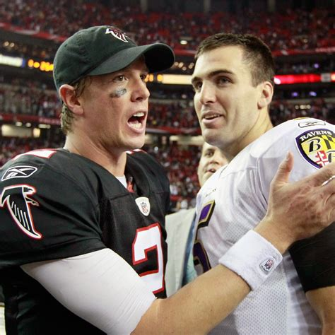 Joe Flacco vs. Matt Ryan: Ranking the QBs of the 2008 NFL ...