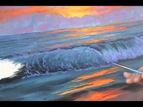 comment peindre un coucher du soleil 6 sur la plage cour