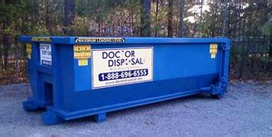 dumpster rental  quincy ma doctor disposal