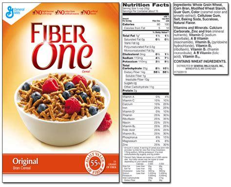 fiber  product list