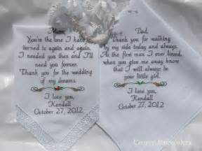 wedding handkerchief wedding handkerchiefs