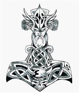 1000+ Ideen zu Thor Hammer Tattoo auf Pinterest | geniale ...