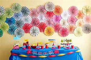 Diy party decorations recycled things