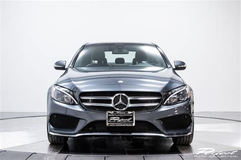 We don't mean to say that the last c. Used 2015 Mercedes-Benz C-Class C 400 4MATIC For Sale ($21,993)   Perfect Auto Collection Stock ...