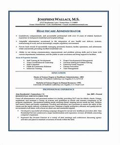 Example Of A Good Resume Format 10 Health Care Curriculum Vitae Templates Free Sample