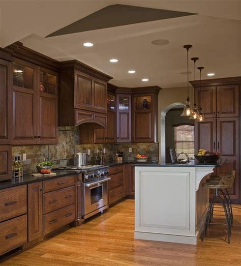 st century traditional kitchen remodel north wales pa