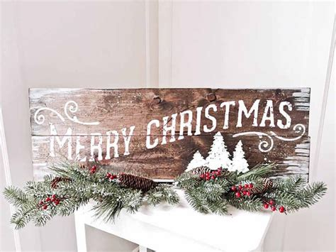 merry christmas signs ideas  pinterest merry
