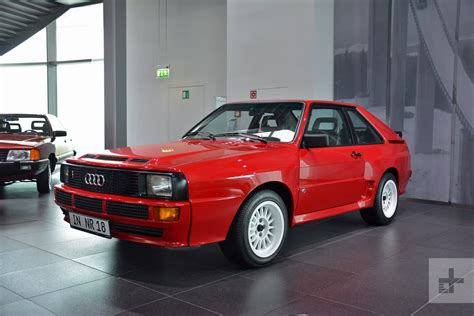 audi museum from wood cars to sport quattros audi s museum is an