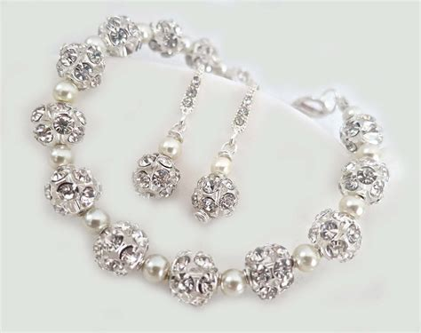 Wedding Jewelry Sets For Brides : Wedding Jewelry Sets For Brides Bridal Jewelry Set Bride