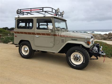 1975 Toyota Fj40 Landcruiser Fj 40 Land Cruiser Jeep
