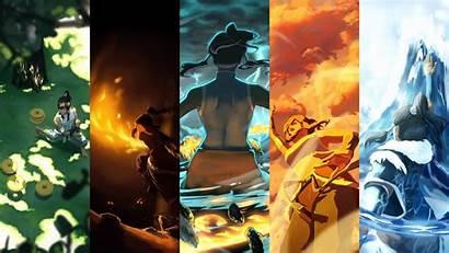 Avatar Airbender Last Wallpapers Legend Aang 1080p