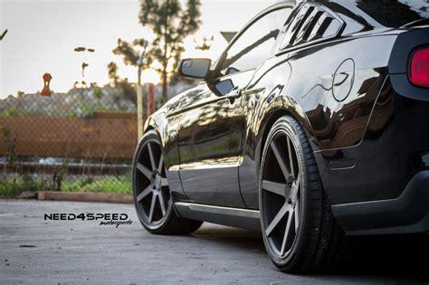 ford mustang sporting  niche verona wheels