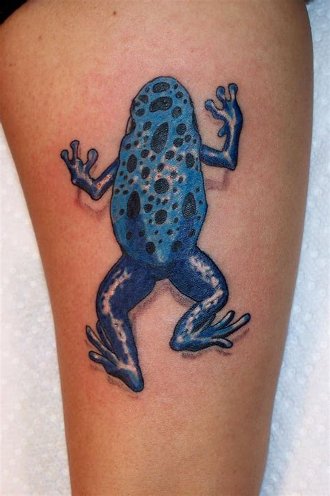 traditional frog tattoos
