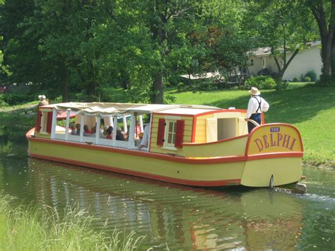 Canal Boat by File Canal Boat Reproduction At Delphi Jpg