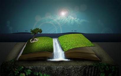 Nature Books Colorful Wallpapers Backgrounds Desktop